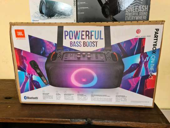 JBL Party box On The Go image 3