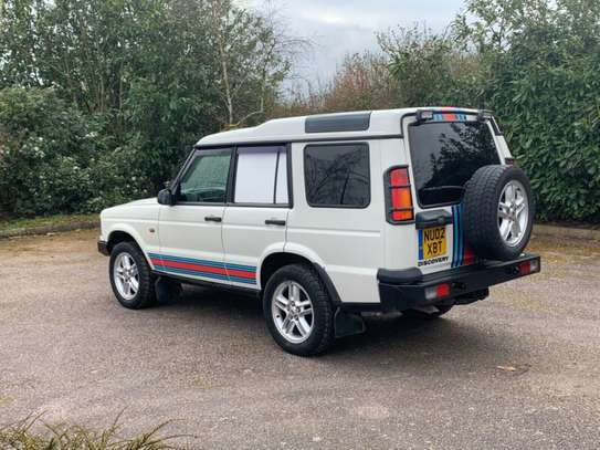 2002 Land Rover Discovery image 11