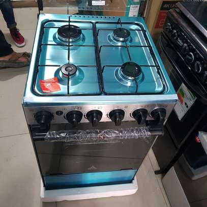 COOKER DELTA  FULLY GAS