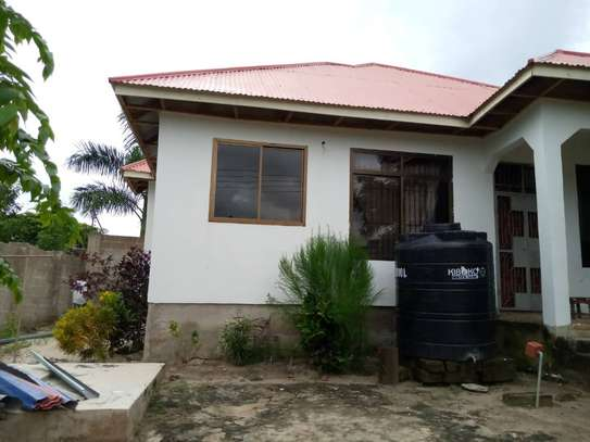 3 bed  house for sale tsh 45ml  at goba 2 km from the road, plot area sqm 400 image 1