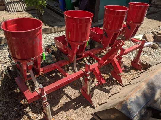 Tractors 4WD 30HP - New Tractor Loader and Hoe image 8