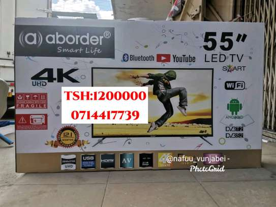 ABORDER ANDROID SMART 4K 55