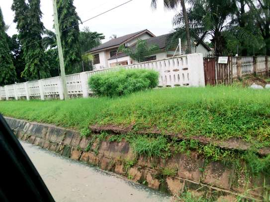 Commercial plot for sale...mbez beach