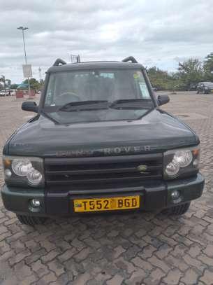 2003 Land Rover Discovery image 1