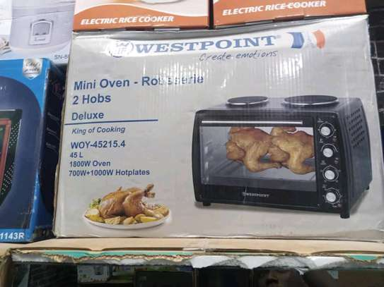 WESTPOINT MICROWAVE OVEN 45 LITRES image 2