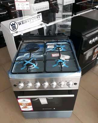 Brand New Westpoint Cooker - Stainless Steel 60x60cm..845,000/= image 1