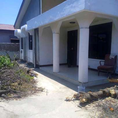 4 bdrms unfurnished House/Office at Sinza-Mapambano image 1