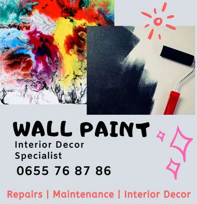 Wall Painting Services image 1