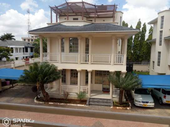 3Bdrm House in the Compound at Mikocheni $1500pm