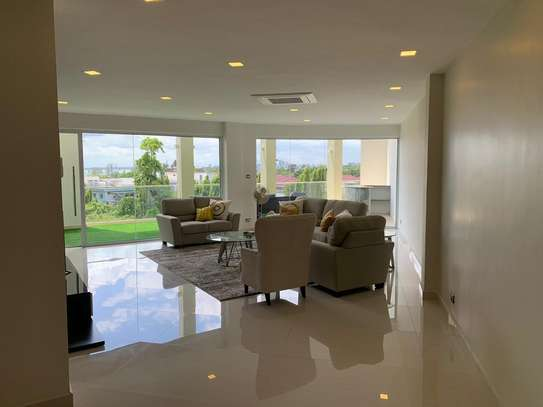 Brand New 4 Bedroom Duplex Apartment in Masaki With Sea View image 3