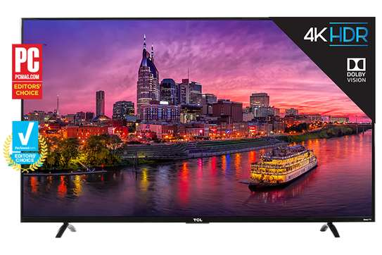 55 INCH TCL Smart 4k UHD Ultra Slim
