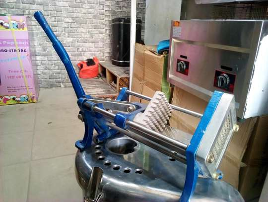 UPGRADED FRENCH FRIES CUTTER...300,000/= image 2
