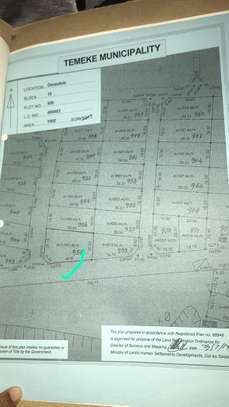 Plot for sale geza ulole image 1