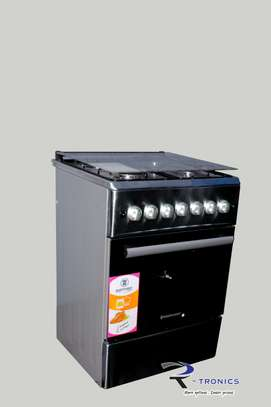 Westpoint 3 Gas Burner & 1 Electric Cooker With Oven