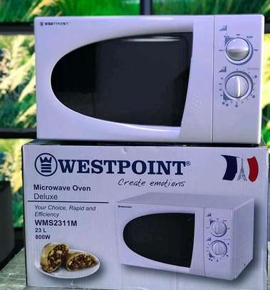 MICROWAVE WEST POINT image 1