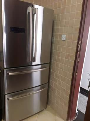 HiSense Fridge/Freezer like new