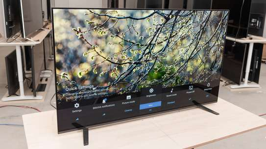 REVIEW SONY XBR A8H Series 4K OLED Android TV (2020) image 1