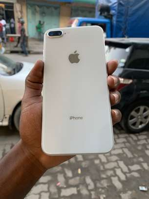 iPhone 8plus 64GB silver for sale