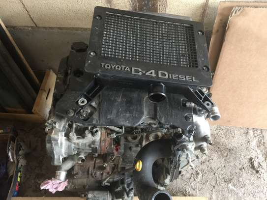 Toyota 1CD - D4D Engine