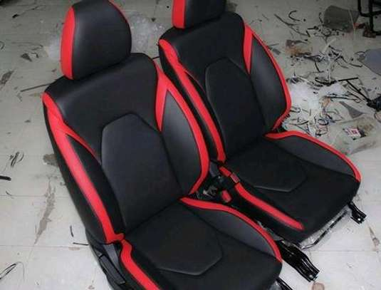 Car seatcover image 5
