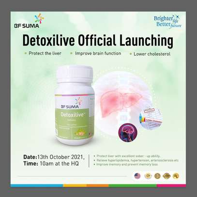 Detoxilive Capsules for the liver image 3