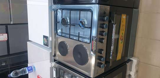 BIG OVEN MIXER COOKER 2 BY 2 image 1