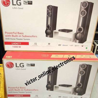 LG Home Theatre image 2