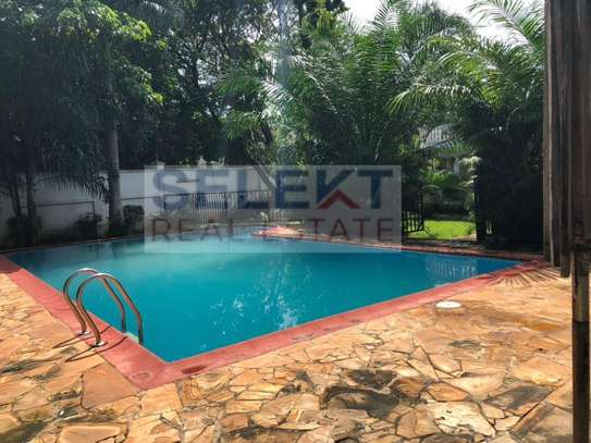 8 Bdrm Standalone House With Swimming Pool In Masaki