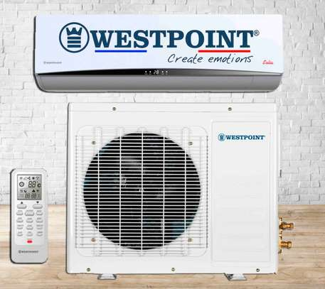 WESTPOINT AC SPLIT UNIT Air Conditioner - 18000BTU image 1