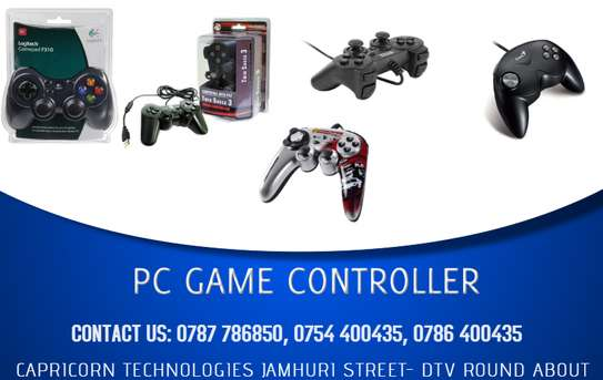 Wired PC Controllers Available
