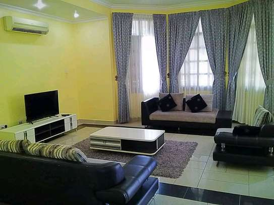 a 4bedrooms fully furnished villas are for rent at mikochen very close to main road image 3