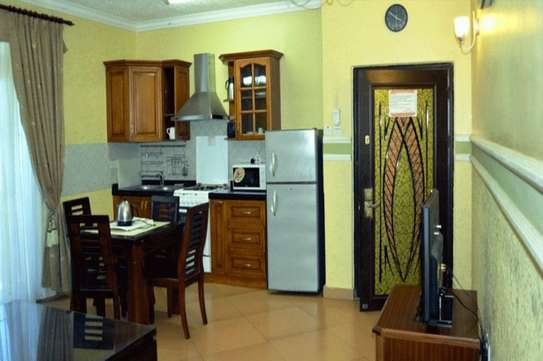 2 Bedroom Furnished Apartment at Victoria Opposite Tanzanite Plaza image 5