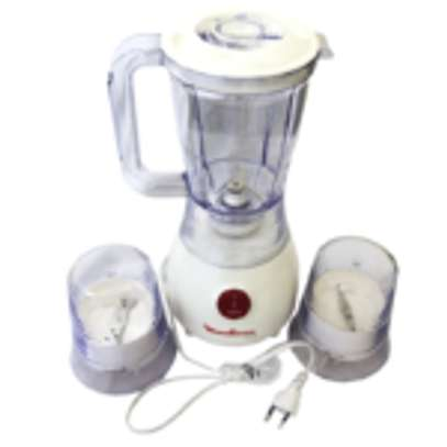 Moulinex Blender Uno 350 Watts, with Grinder and Grater