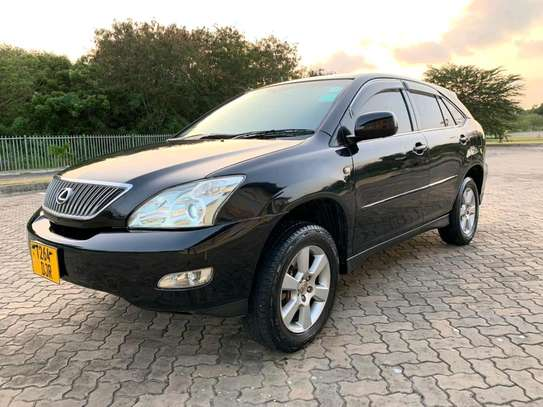 2005 Toyota Harrier image 5