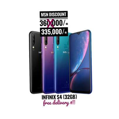 INFINIX s4 (32Gb) Brand New!