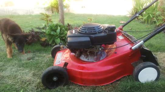 Honda 100cc lawnmower