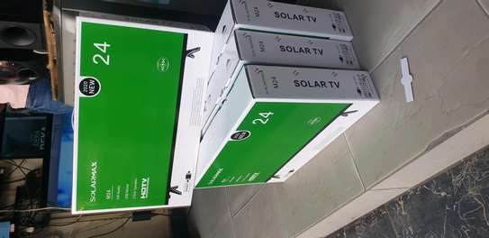 SOLARMAX LED TV INCH 24 image 1