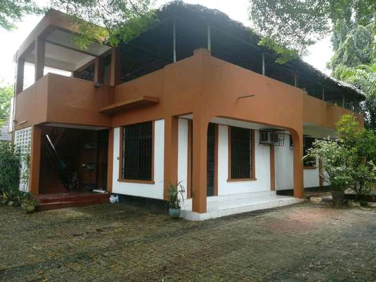 3bdrms stand alone house for rent located at msasani  opposite BBQ