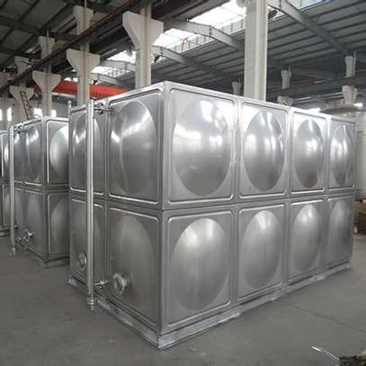 STAINLESS STEEL TANKS 304 OR 316 MATERIALS image 4