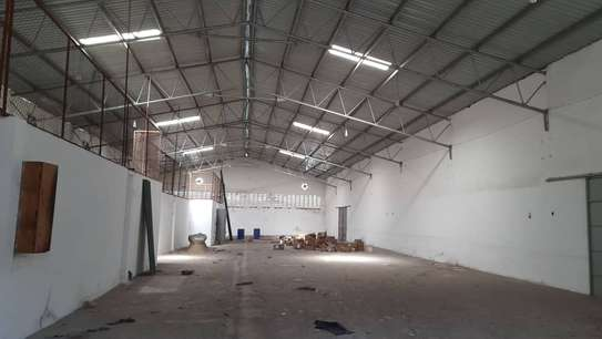 Different size warehouses available for rent at