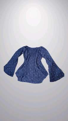 Off shoulder blouse Available image 1