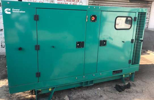 2016  POWER GENERATOR 66KVA  28MILLION