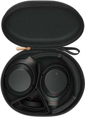 Sony WH-1000XM3 Noise Cancelling Wireless Headphones with Mic, 30 Hours Battery Life image 6