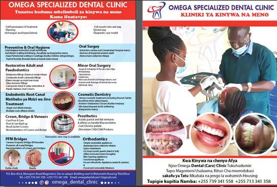 OMEGA SPECIALIZED DENTAL CLINIC