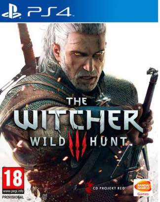 PS4 Games           (The wicher wild Hunt)