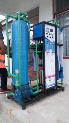 Water Treatment Machines / Water Purification System image 3