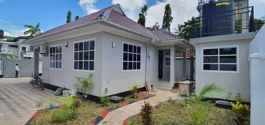 2bed brand new house at mikocheni $500pm image 1