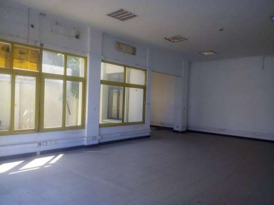 286SQM. of a Ground floor's Office facing The Ali Hassan Mwinyi road image 2