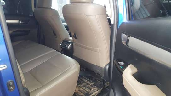 2018 Toyota Hilux Vigo Double Cabin Cheses Number image 7