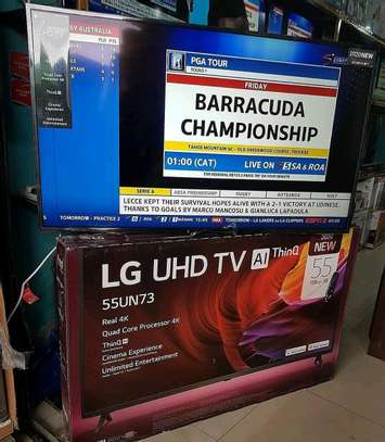 LG 55 Inches Smart UHDTV..1,950,000/= image 1